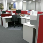 Workstations and Partition Screens Ground Floor